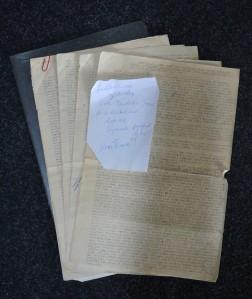 Surat-surat Pendeta Jacob kepada pendeta Middelkoop.