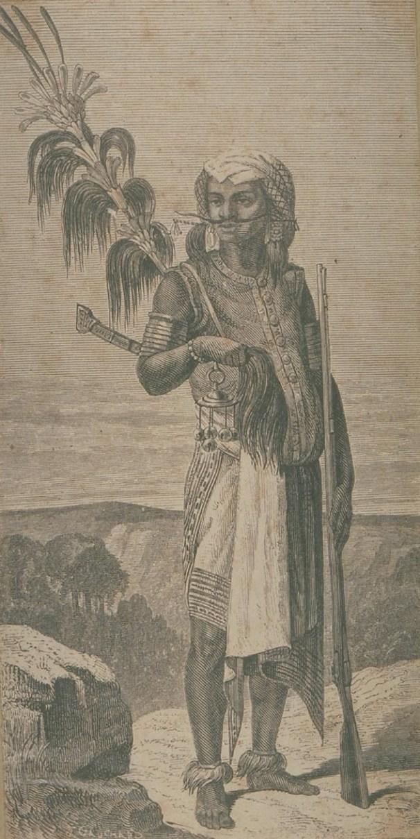 Orang Brani dari Amfoan
