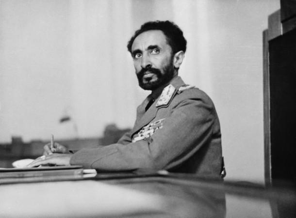 Haile Selassie di tahun 1942 [sumber: wikipedia]
