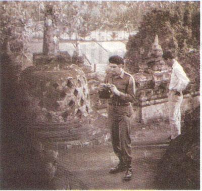 Foto-foto di Borobudur [sumber: Kompas]